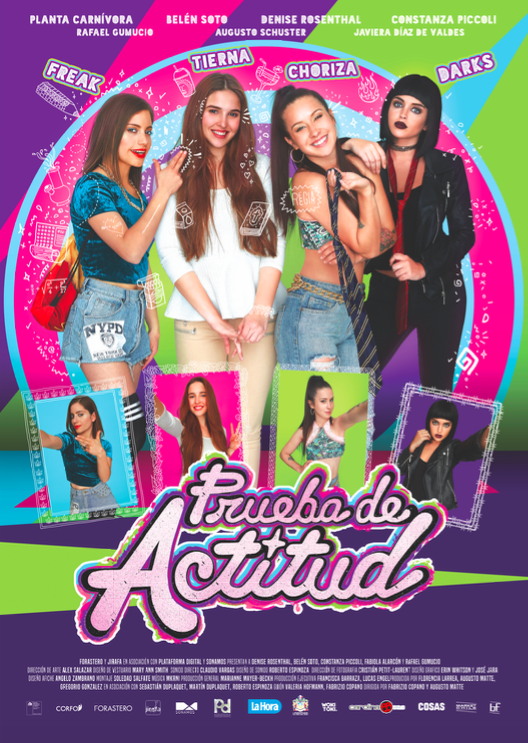 Afiche PDA